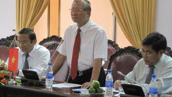 Ông Phạm Thế Dũng - nguyên Chủ tịch UBND tỉnh Gia Lai - Sputnik Việt Nam