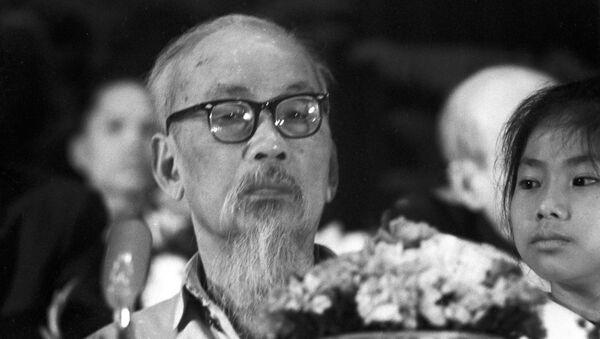 Chủ tịch Hồ Chí Minh  - Sputnik Việt Nam
