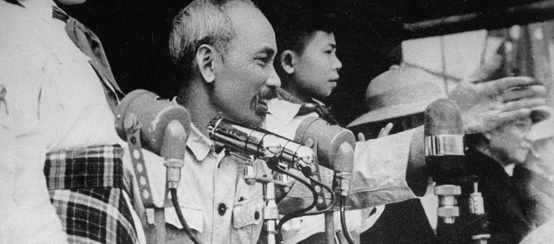 Chủ tịch Hồ Chí Minh - Sputnik Việt Nam, 1920, 14.02.2018
