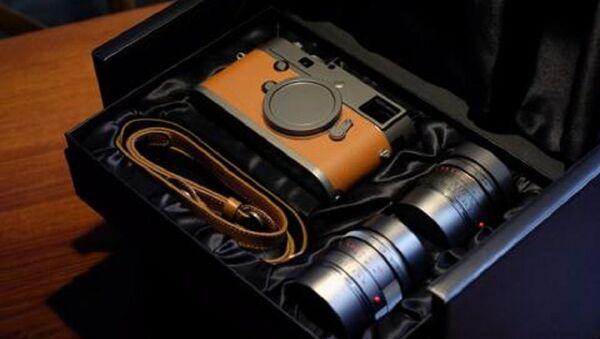 Leica M-P Titanium Vietnam Edition, phiên bản tùy chọn riêng biệt cho thị trường Việt Nam - Sputnik Việt Nam