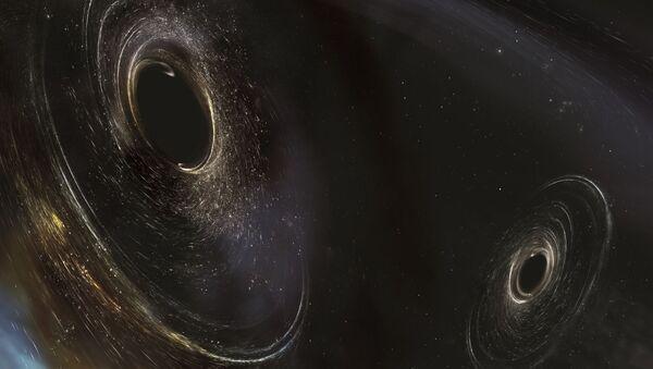Lỗ đen - Sputnik Việt Nam