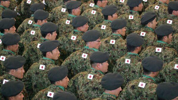 Lục quân Lực lượng Phòng vệ Nhật Bản - Sputnik Việt Nam