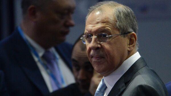 Ngoại trưởng Nga Sergei Lavrov - Sputnik Việt Nam