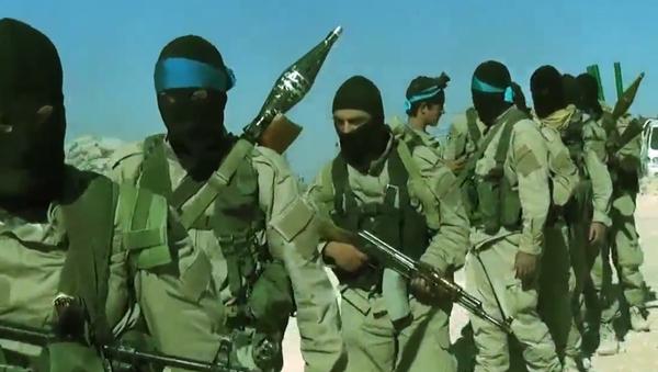 """Các chiến binh """"Nhà nước Hồi giáo"""" - Sputnik Việt Nam"""