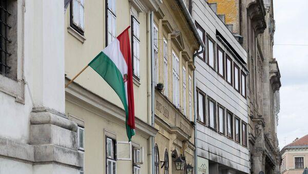 Quốc kỳ Hungary - Sputnik Việt Nam