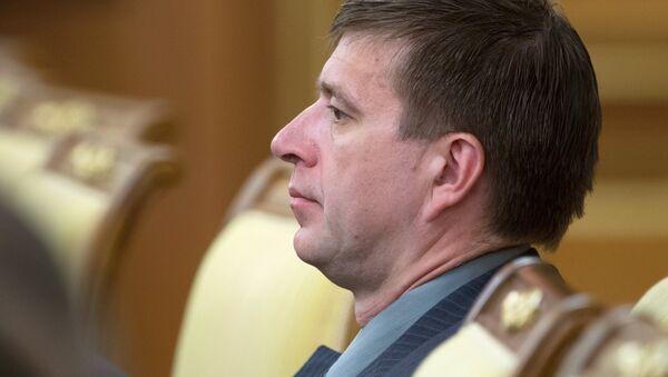 Bộ trưởng Tư pháp Nga Alexander Konovalov - Sputnik Việt Nam