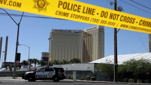 vụ xả súng ở Las Vegas - Sputnik Việt Nam
