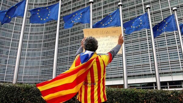 Cuộc trưng cầu về nền độc lập cũa Catalonia - Sputnik Việt Nam