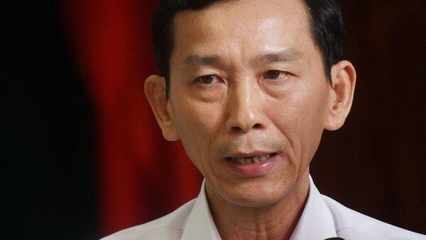Ông Võ Thành Thống, Chủ tịch UBND TP.Cần Thơ - Sputnik Việt Nam