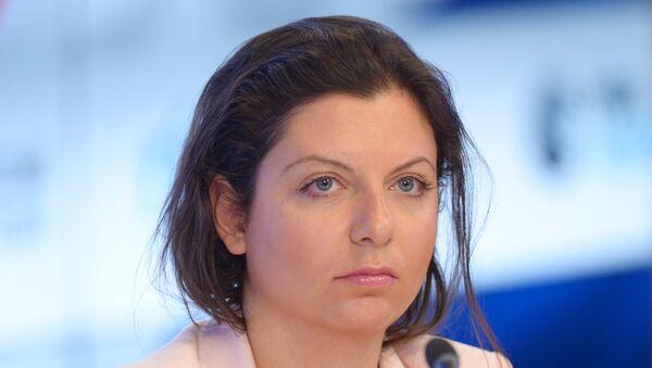 Margarita Simonyan - Sputnik Việt Nam