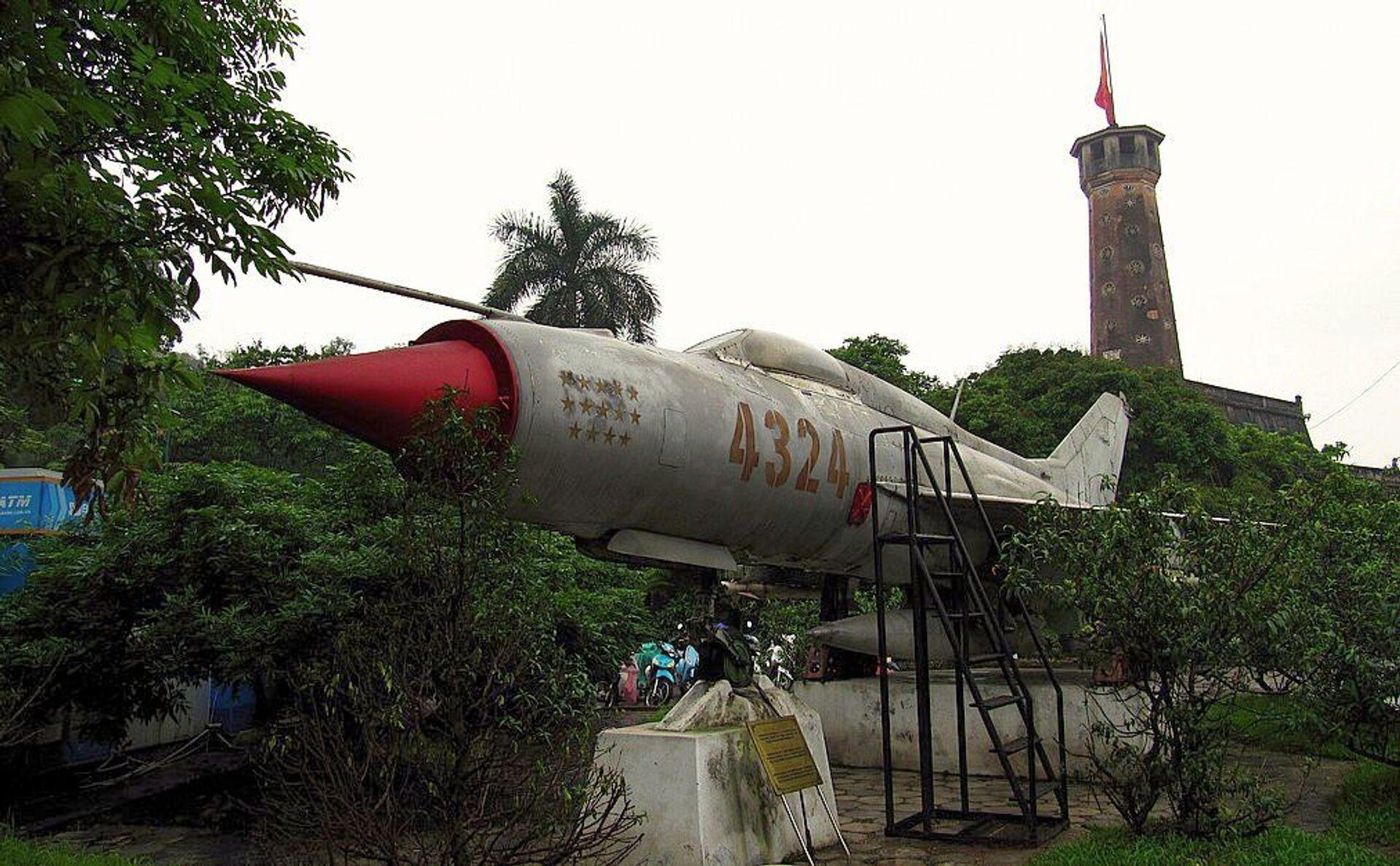 Giống MiG-21 ở Việt Nam: Xướng danh vũ khí Nga khiến kẻ thù khiếp sợ - Sputnik Việt Nam, 1920, 31.05.2021