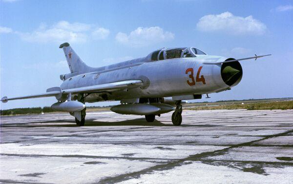 Máy bay MiG-21 - Sputnik Việt Nam