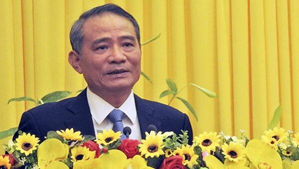 Ông Trương Quang Nghĩa, tân Bí thư Thành ủy Đà Nẵng - Sputnik Việt Nam