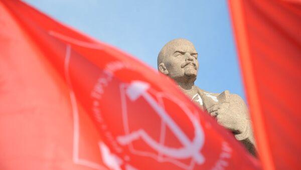 Lễ kỷ niệm 99 năm Cách mạng Tháng Mười. - Sputnik Việt Nam