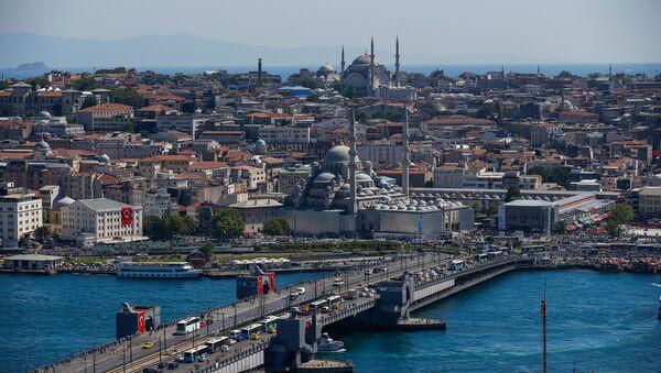 Istanbul, Thổ Nhĩ Kỳ - Sputnik Việt Nam