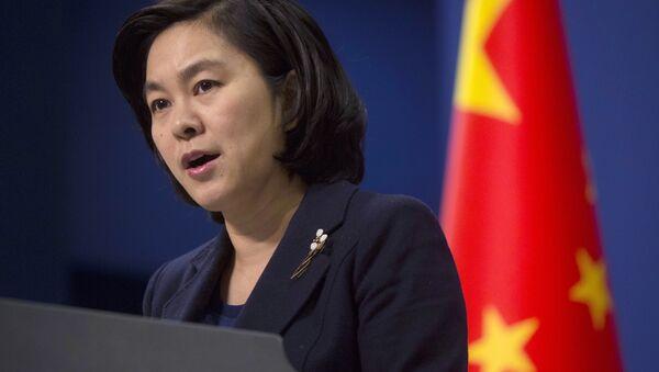 Bà Hoa Xuân Oánh - Sputnik Việt Nam