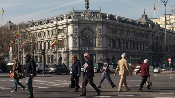 Madrid, Tây Ban Nha - Sputnik Việt Nam