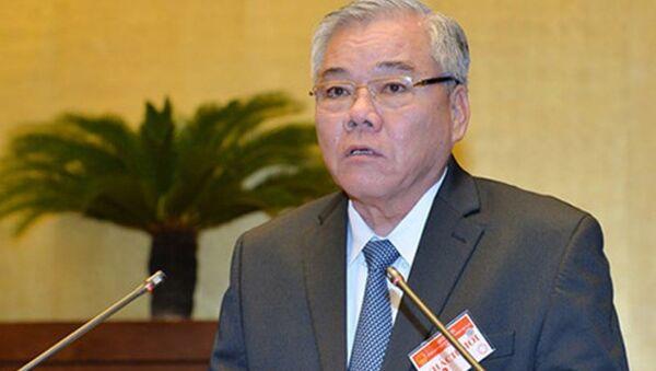 Ông Phan Văn Sáu - Tổng Thanh tra Chính phủ. - Sputnik Việt Nam