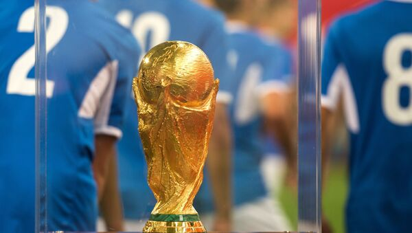 World Cup 2018 tại Nga  - Sputnik Việt Nam