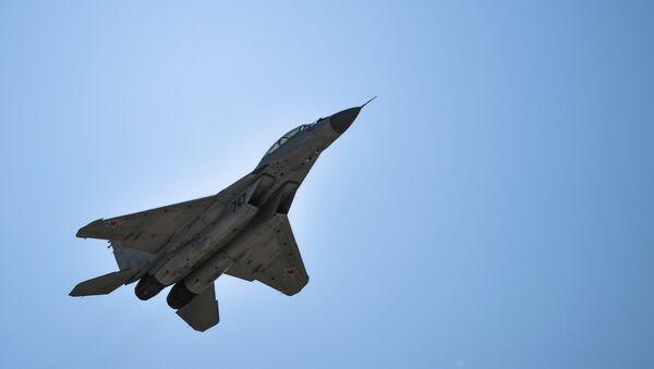 Máy bay chiến đấu MiG-29M2 - Sputnik Việt Nam