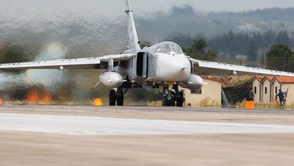 Su-24 Nga tại Syria - Sputnik Việt Nam