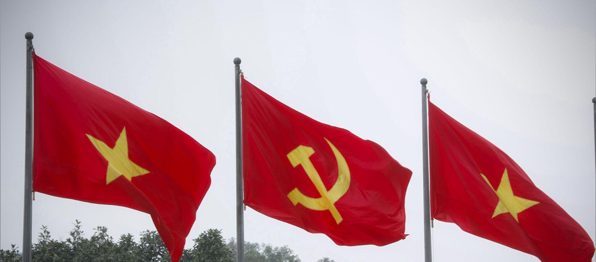 Cờ Việt Nam và Đảng Cộng sản - Sputnik Việt Nam, 1920, 21.01.2021