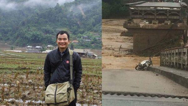 Đinh Hữu Dư đã làm cho nghề báo đẹp hơn - Sputnik Việt Nam