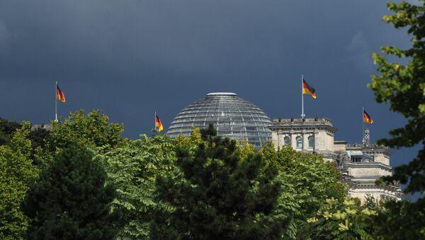 Здание Бундестага в Германии - Sputnik Việt Nam