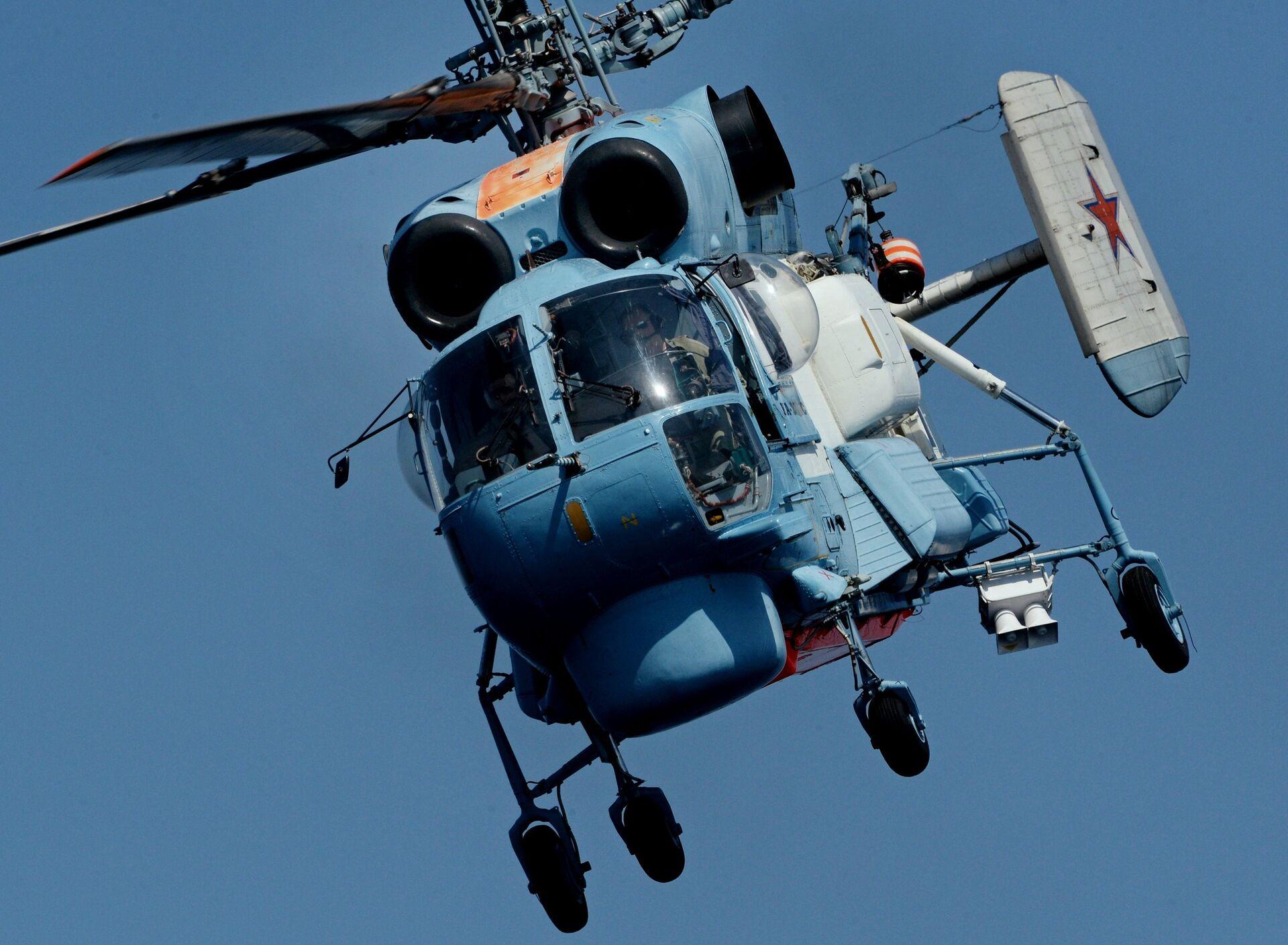 Phiên bản nâng cấp sâu của trực thăng Ka-32 sẽ được giới thiệu tại MAKS-2021 - Sputnik Việt Nam, 1920, 13.05.2021