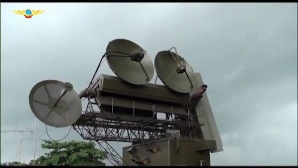 Hệ thống cảnh giới vùng trời VQ1-M - Sputnik Việt Nam