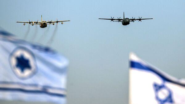 Không quân Israel - Sputnik Việt Nam