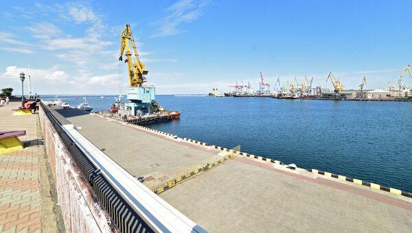Cảng ở Odessa - Sputnik Việt Nam