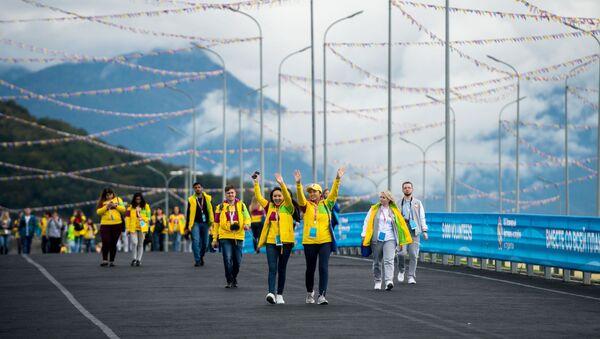 Festival Thanh niên và Sinh viên thế giới XIX - Sputnik Việt Nam
