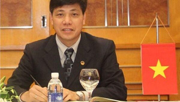 Thứ trưởng Bộ Giao thông, vận tải Nguyễn Ngọc Đông - Sputnik Việt Nam