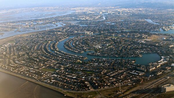 Silicon Valley from above - Sputnik Việt Nam