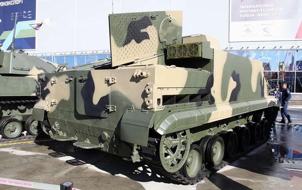 xe bọc thép lội nước (BTR) BT-3F - Sputnik Việt Nam