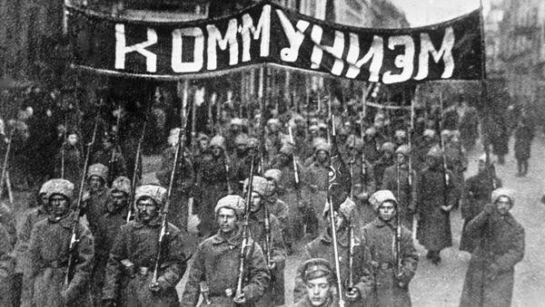 Октябрьская социалистическая революция - Sputnik Việt Nam