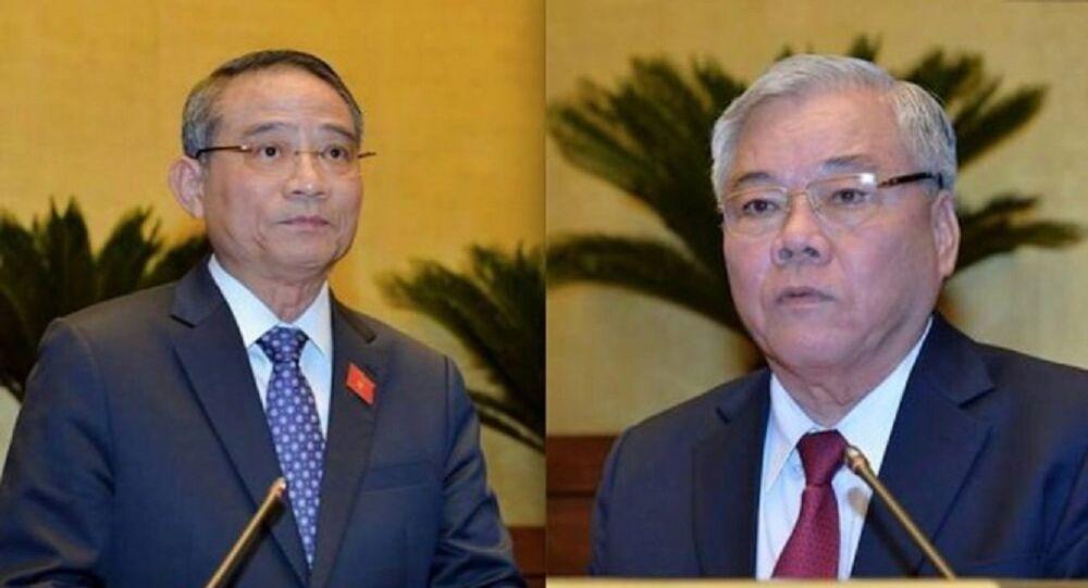 Quốc hội sẽ miễn nhiệm Bộ trưởng Bộ GTVT và Tổng Thanh tra Chính phủ