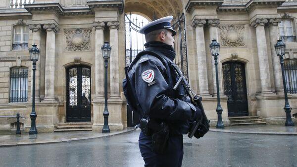 Cảnh sát thủ đô Pháp - Sputnik Việt Nam