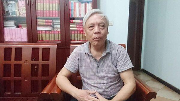 PGS.TS Nguyễn Trọng Phúc: Cán bộ có thành tre rồi cũng phải uốn nắn. - Sputnik Việt Nam