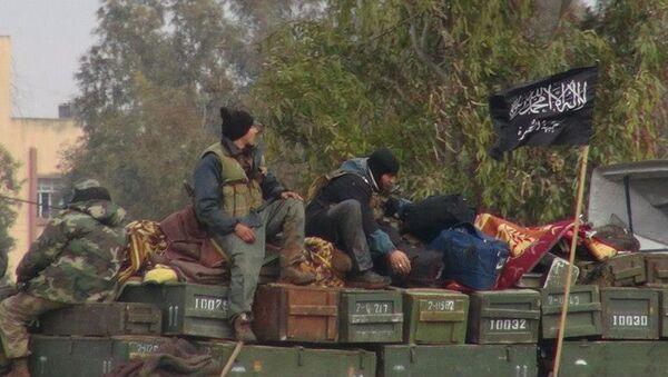Jabhat al-Nusra (tổ chức khủng bố, bị cấm ở Nga) - Sputnik Việt Nam