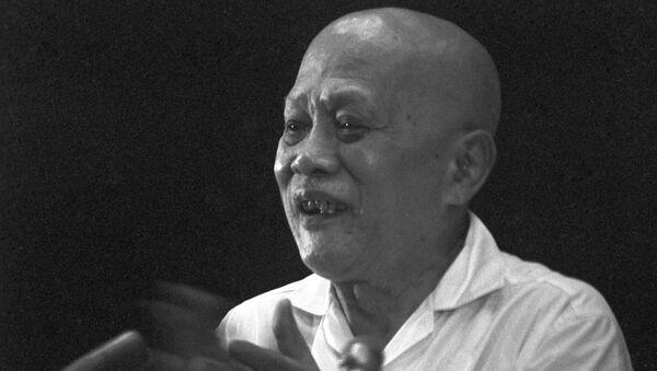 Chủ tịch Tôn Đức Thắng - Sputnik Việt Nam