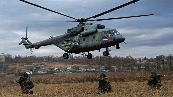 trực thăng Mi-8 - Sputnik Việt Nam