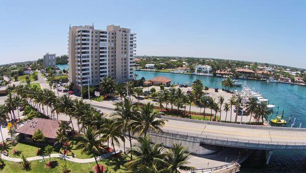 Город-курорт Дирфилд-Бич в округе Броуард, штат Флорида, США - Sputnik Việt Nam
