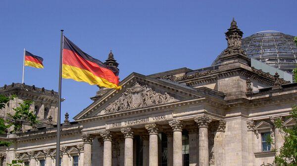 Tòa nhà Quốc hội Đức - Sputnik Việt Nam
