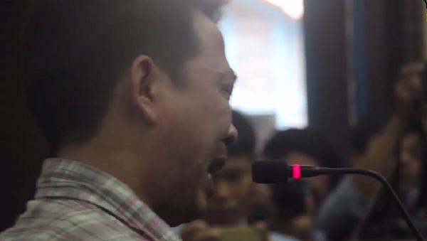 Nguyên tổng giám đốc VN Pharma khóc nức nở tại tòa - Sputnik Việt Nam