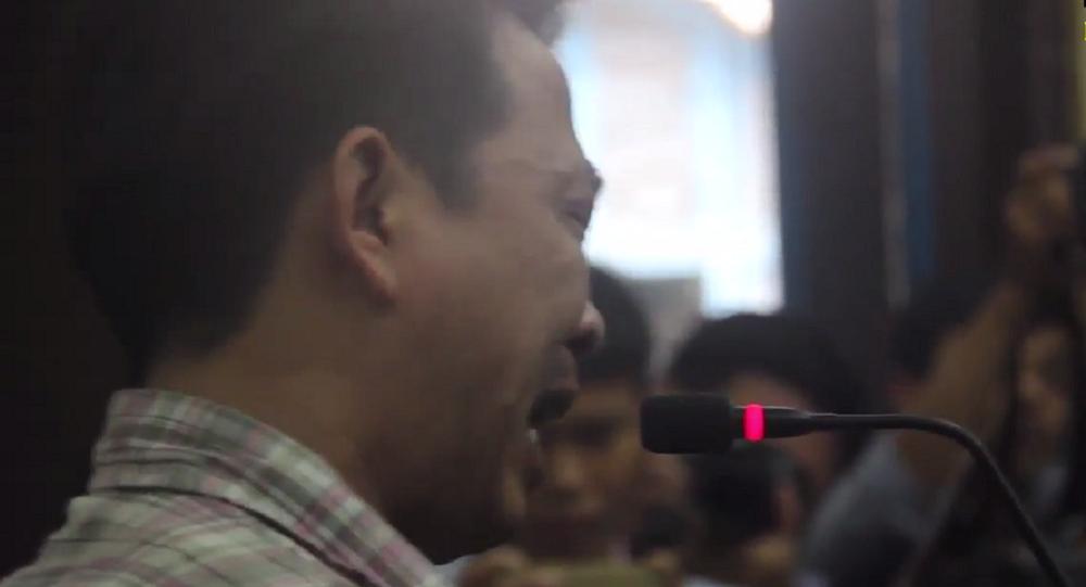 Nguyên tổng giám đốc VN Pharma khóc nức nở tại tòa