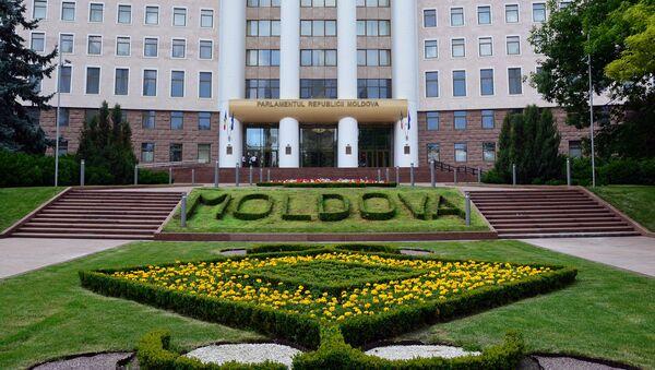Quốc hội Moldova - Sputnik Việt Nam