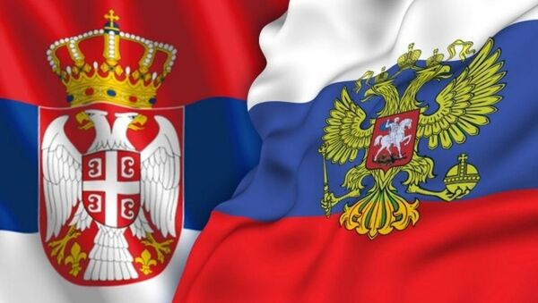 RUSSIA SERBIA - Sputnik Việt Nam