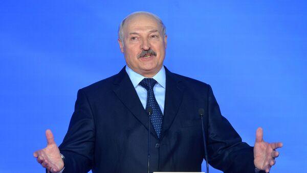 Президент Белоруссии Александр Лукашенко - Sputnik Việt Nam